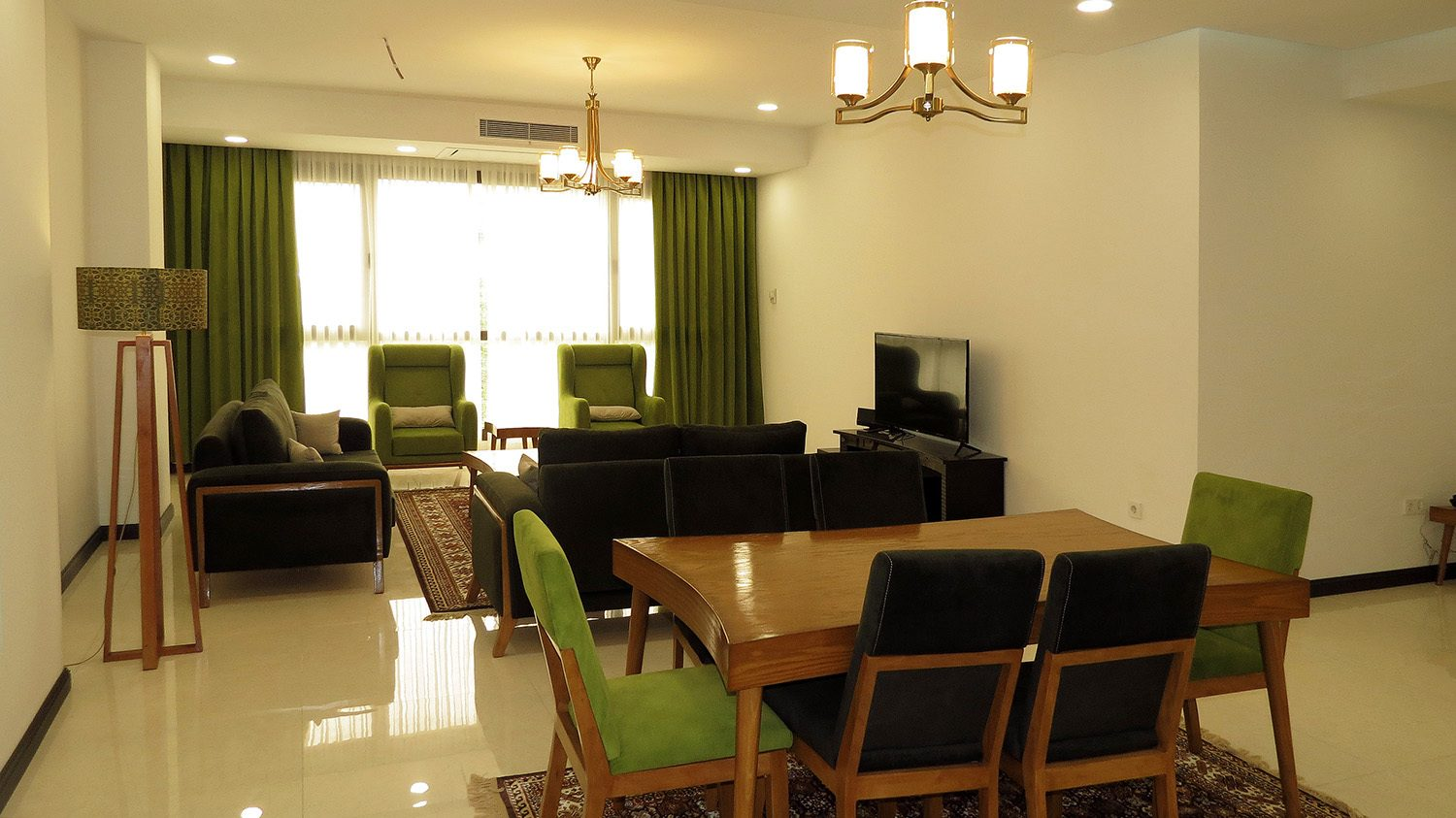 Executive - 2 bedroom flat - Tehran
