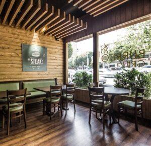 Burrito Grill Restaurant in apadana district tehran