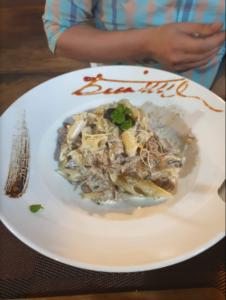 Gennaro Italian food in aryashahr district