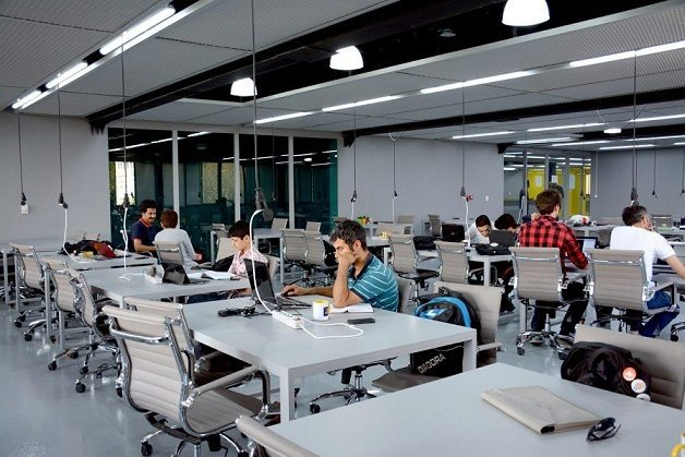 communal offices in Iran