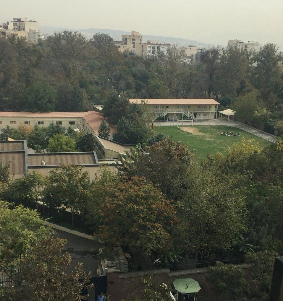 École Française de Téhéran in Qolhak district